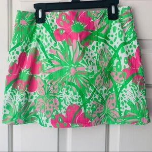 Lilly Pulitzer Skort with Pockets Size 0